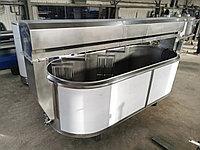 Сыроизготовитель, сырная ванна для производства сыра 4000 литров