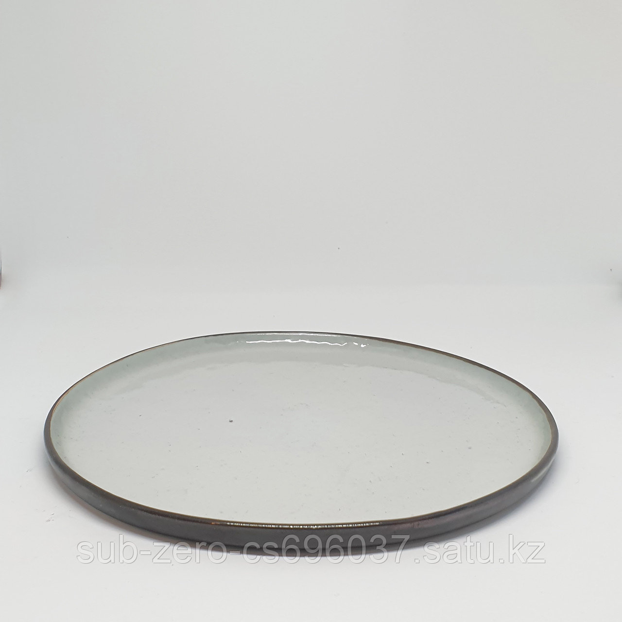 Тарелка из набора «Winter» 27см