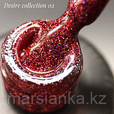 Гель лак BlooMax Desire collection №02, 12 мл