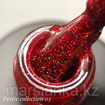 Гель лак BlooMax Desire collection №03, 12 мл