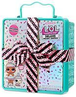Набор-сюрприз LOL SURPRISE! Present surprise Супер-подарок с эксклюзивной куклой (570707)