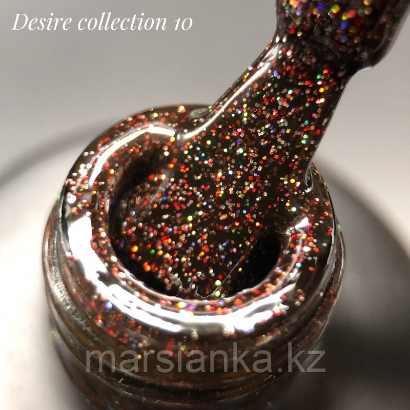 Гель лак BlooMax Desire collection №10, 12 мл