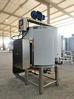 Ванна пастеризации молока, пастеризатор ВДП 400 литров