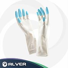 Перчатки гелевые резиновые, размер L