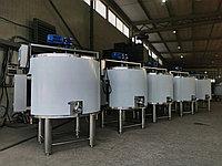 Ванна для пастеризации молока,вдп пастеризатор 500 литров