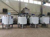 Ванна-пастеризатор молока, ванна для пастеризации 600 литров