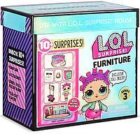 Игровой набор с куклой L.O.L. Surprise! Furniture S2 - Роллердром Роллер-леди (567103)