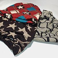 БАФФы (шарфы) двухслойные, жен/муж.