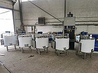 Ванна для пастеризации молока и пищевых продуктов ВДП 1000 литров