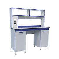 Стол лабораторный пристенный физический серии СТ.СПДф, фото 1