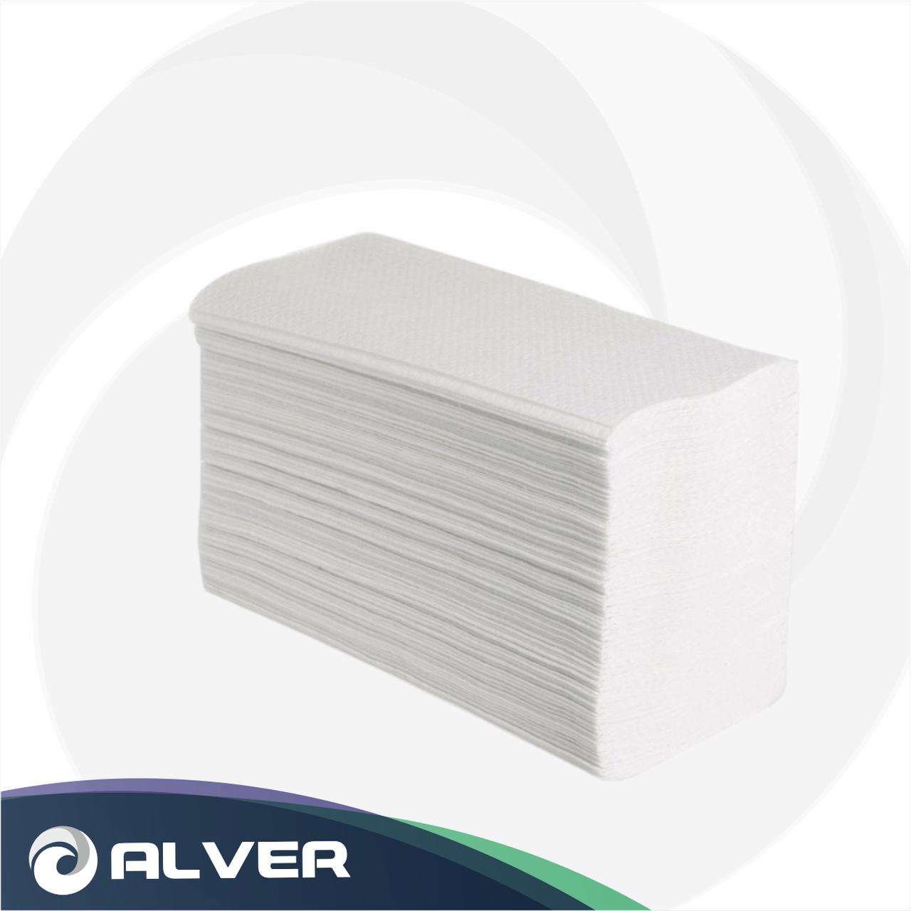 Полотенца бумажные Z-сложение, PREMIUM 200/220