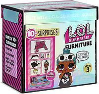 LOL Surprise Furniture Sleepover, Комната Сплюшки ЛОЛ серия 3