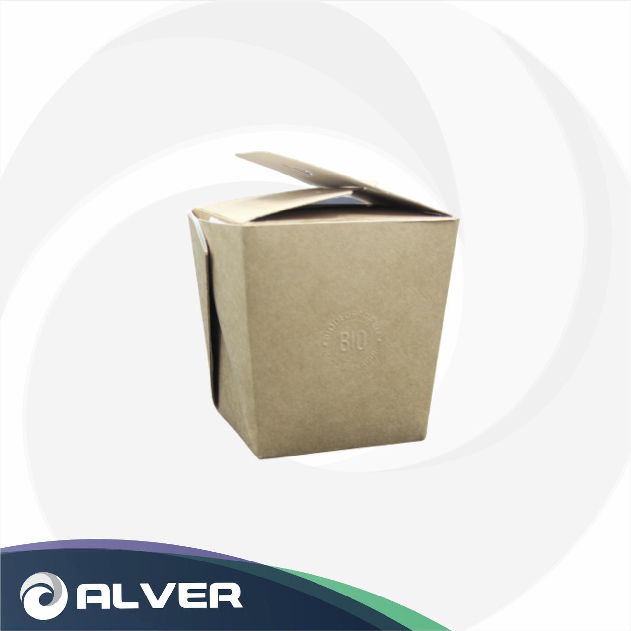 Коробка для лапши 560мл.