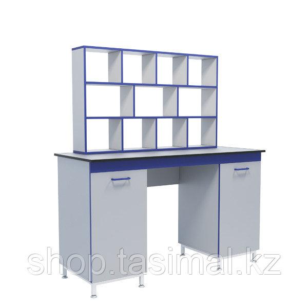 Стол для микроскопирования с дверцами серии СТ.СМД