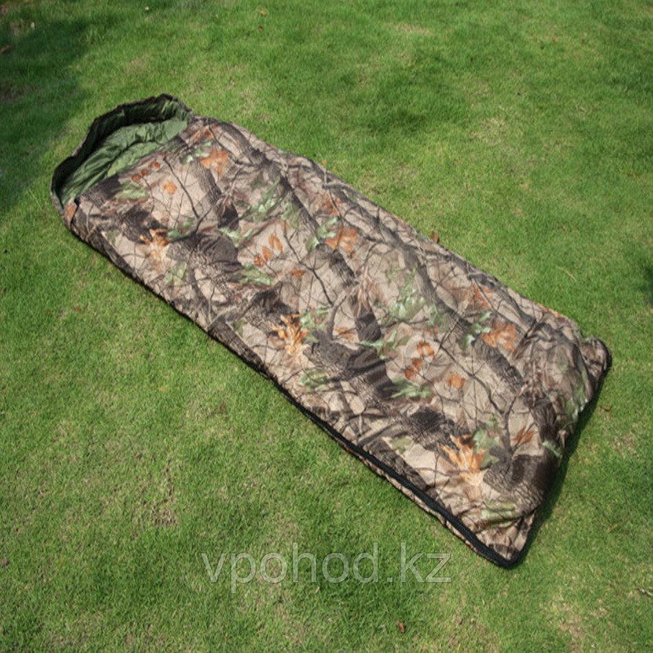 Армейский спальный мешок Outdoor летний