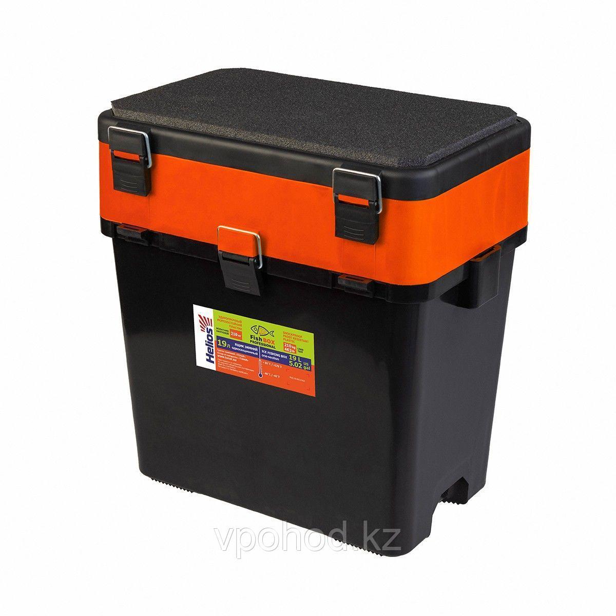 Ящик для зимней рыбалки Helios FishBox