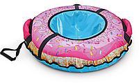 Тюбинг Ника с круговым дизайном ТБ3К-70/ПЧ2 пончик