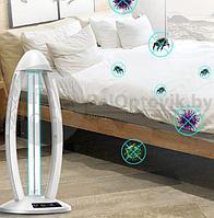 Бактерицидная лампа на сенсоре