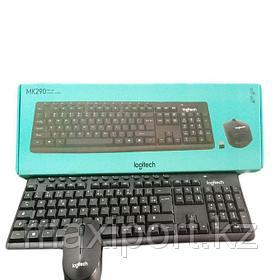 Беспроводная комбинированная клавиатура с мышкой Logitech MK 290