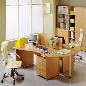 комплекты офисной мебели