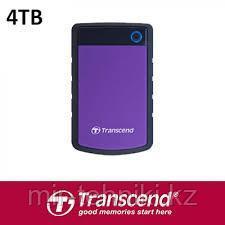 """Внешний HDD 2.5"""" 4TB Transcend StoreJet 25H3B, USB 3.0 (TS4TSJ25H3B)"""