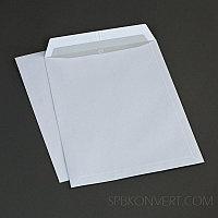 Конверт белый С5 белый, клапан по короткой стороне (308)