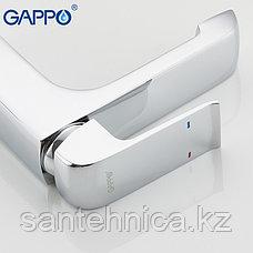 Смеситель для раковины Gappo G1050-8 хром, фото 2