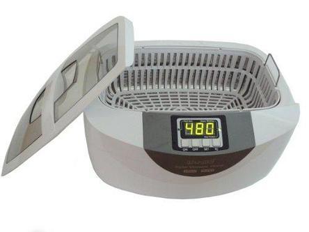 Ультразвуковая ванна (мойка) для инструментов, 2,5 л | UC-6300, фото 2