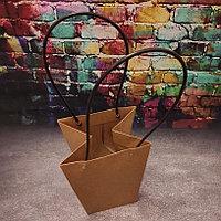 Подарочный пакет-сумка  непромокаемая, фото 1