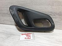 9681232477 Накладка обшивки двери передней правой для Citroen Berlingo B9 2008-2019 Б/У