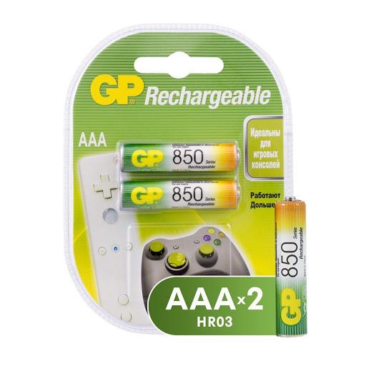 """Аккумулятор """"GP"""" AAA (R03) 950mAh"""