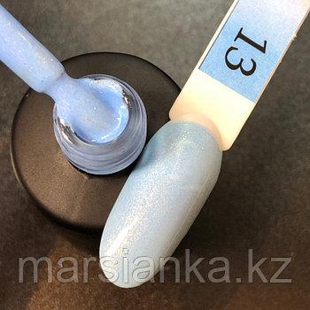 Гель лак BlooMax Shine collection №13, 12 мл