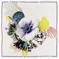 Платок Madeleine Silk, белый, фото 1