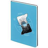 Ежедневник «Полярные медведи», недатированный, голубой, фото 1