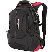 Рюкзак для ноутбука Swissgear Walkman, черный с красным, фото 1