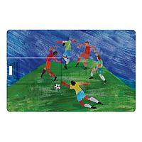 Флешка «Футбол via Матисс», 8 Гб, белая, фото 1