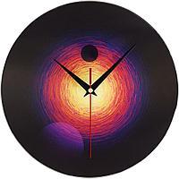 Часы настенные стеклянные «Свет далекой звезды»