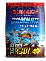 Зимняя готовая прикормка Дунаев Лещ 500 г