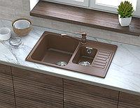 Кухонная мойка GranFest GF-Z21K Quarz, фото 1