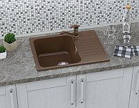 Кухонная мойка GranFest GF-Z13 QUARZ, фото 1