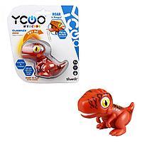 Динозавр Глупи красный