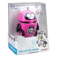 """Silverlit Интерактивный робот """"Дроид за мной!"""", розовый"""