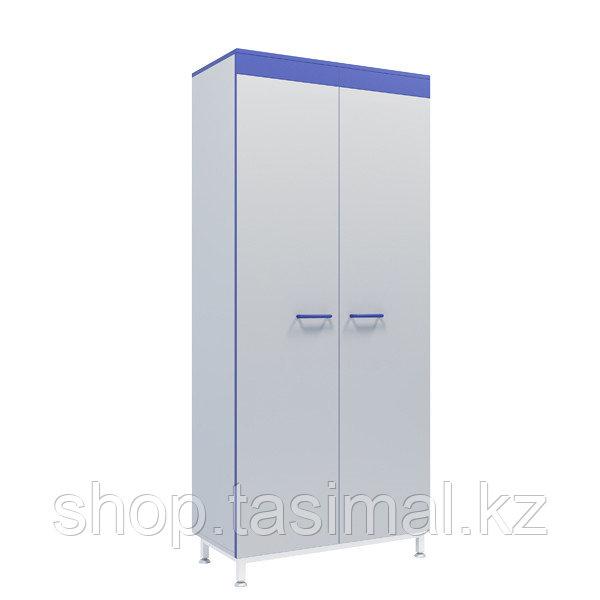 Шкаф лабораторный для одежды без внутренней перегородки серии СТ.ШО