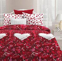 """Комплект постельного белья """"Любимый дом"""" Лепестки роз"""