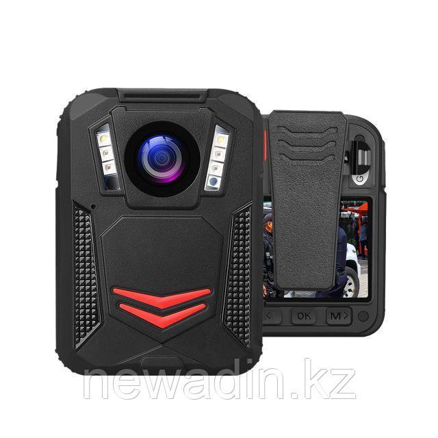 Носимый профессиональный видеожетон Re:Vizorro PRO с GPS и WIFI