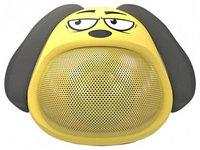 Компактная акустика Ritmix ST-111BT Puppy (Yellow)