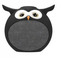 Компактная акустика Ritmix ST-110BT Owl черный, фото 1