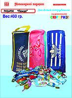 """Новогодний подарок """"Пенал"""" 400гр"""