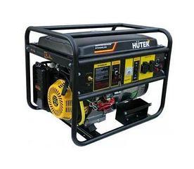 Электрогенератор DY6500LXG Huter