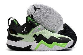"Баскетбольные кроссовки Westbrook One Take ""Green"" (40-46)"